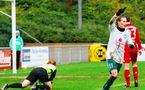 Le 3e but inscrit par Laudehr (photo : Katrin Müller/fansoccer.de)