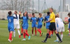 FRANCE B - Le premier stage débute
