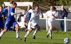 Jess Clarke de Leeds en action