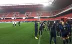 Le stade sera copieusement garni pour la venue de l'Angleterre (photo FFF)