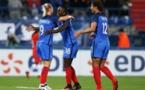 Bleues - FRANCE - ANGLETERRE, le résumé vidéo