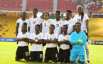GHANA - La liste des Black Queens pour le match face aux Bleues