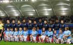Bleues - Festival offensif face au GHANA (8-0)