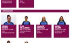 U20 - La liste de Gilles EYQUEM pour SUEDE U23 - FRANCE U20