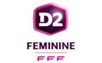#D2F - Groupe A - J8 : Les résultats et buteuses
