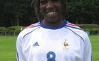 Asseyi (Rouen), meilleure buteuse de D2 rejoint Montpellier (photo : S. Duret)