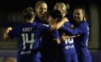 Les joueuses de Chelsea ont passé les obstacles sans encombre (photo UEFA.com)