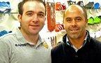 Stéphane Ziani et Benoit Defois ou l'association de deux compétences au service des passionnées...