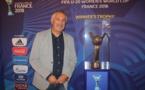 """U20 - Gilles EYQUEM : """"La priorité est bien les U20 pour cette saison"""""""