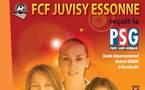 D1 : Juvisy - PSG à Evry-Bondoufle (13 février à 17 h), le clip de présentation