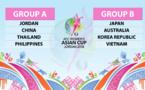 Coupe du Monde 2019 (Asie) - Les groupes et le calendrier de la phase finale en Asie connus