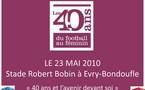 40 ans : une journée du 23 mai riche en événements