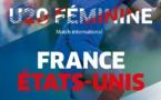 U20 - FRANCE - ETATS-UNIS pour préparer la Coupe du Monde
