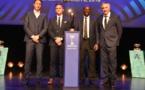 Les sélectionneurs du groupe A (photo FIFA.com)