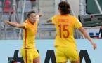 #FIFAWWC (Asie) - J2 : La CHINE décroche son billet pour la FRANCE