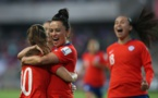 #FIFAWWC (Copa America) - J5 : le CHILI sera bien dans le tournoi final