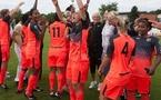 Les Lyonnaises savourent leur 4e titre (photo : Eric Baledent/Le Moustic Production)
