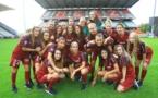 #D2F - Le FC METZ champion de France de D2