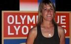 Sabrina Viguier a signé un contrat fédéral avec l'OL (photo : olweb.fr)