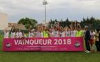 Montpellier HSC vainqueur en Elite (photo Ligue Méditerranée)