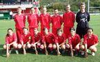Le CS Nivolas-Vermelle réussit le doublé coupe-championnat