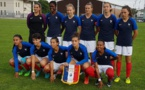 U20 - SUD LADIES CUP : la FRANCE démarre fort face à HAÏTI
