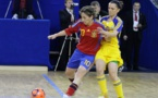 Futsal - Premier Euro Futsal Féminin de l'UEFA, sans la FRANCE