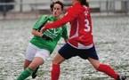 Avec huit buts l'an passé, Kheira Hamraoui espère rééditer sa performance (crédit ASSE)