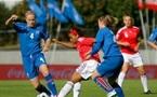 Bruno Bini a annoncé les 18 joueuses pour le barrage face à l'Italie