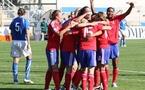 Un grand moment de joie pour les Tricolores (photos : Sébastien Duret)
