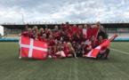 U16 - NORDIC CUP : Le DANEMARK s'impose
