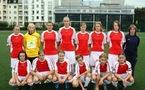 Les U19 d'Hénin-Beaumont entraînées par Cathy Wiplie