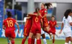 L'Espagne a bien négocié son dernier match (photo FIFA.com)
