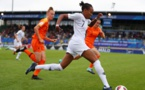 #U20WWC - Les réactions des joueuses après FRANCE - PAYS-BAS
