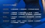 Bleues - La liste pour l'AUSTRALIE et le CAMEROUN : première convocation pour Emelyne LAURENT