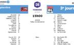 #D1F - LIVE J3 : GUINGAMP - LYON : 0-3 (terminé)