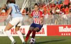 Kaci et l'Atlético en quête d'un exploit outre-Manche (photo club)