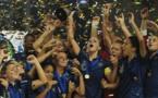 La France a décroché une fois le titre mondial en 2012 en Azerbaidjan (photo FIFA.com)