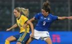 International (Amicaux) - L'ITALIE bat la SUEDE, nul entre l'ANGLETERRE et l'AUSTRALIE, tous les résultats...