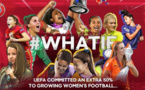 L'UEFA consacre 50% supplémentaires au développement du football féminin
