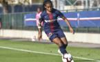 Morroni et le PSG ont réussi une victoire 2-0 à l'aller (photo Frédérique Grando)