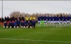 FRANCE B - Belle victoire face à la BELGIQUE (5-2)
