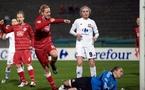 Les Allemandes avaient fait preuve d'une grande efficacité offensive (photo : Eric Baledent/Le Moustic Production)