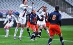 Lyon 1-0 Montpellier à l'aller (photo : Van Gol)