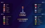 #FIFAWWC - Tirage au sort de la phase finale : Les chapeaux