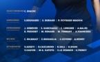 Bleues - La liste pour FRANCE - ETATS-UNIS