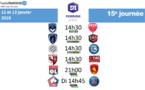 #D1F - J15 - Le récapitulatif des résultats et compositions