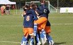 Montpellier remporte le champion de France UNSS minimes