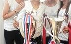 Les trophées lyonnais (©H.HAMON-MS)