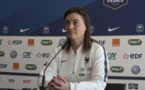 Les Bleues défient l'ALLEMAGNE : la conférence d'avant-match